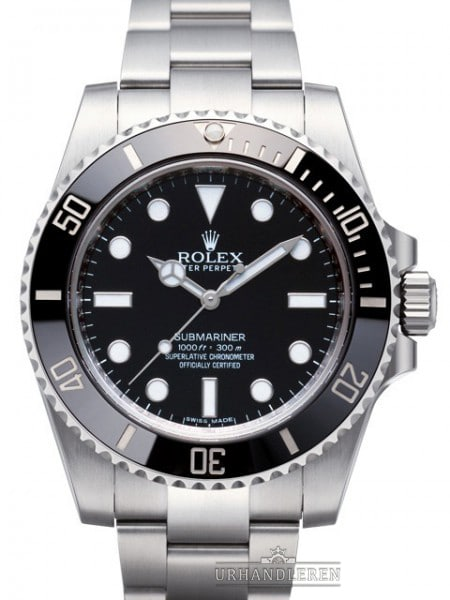 Rolex Submariner, no date