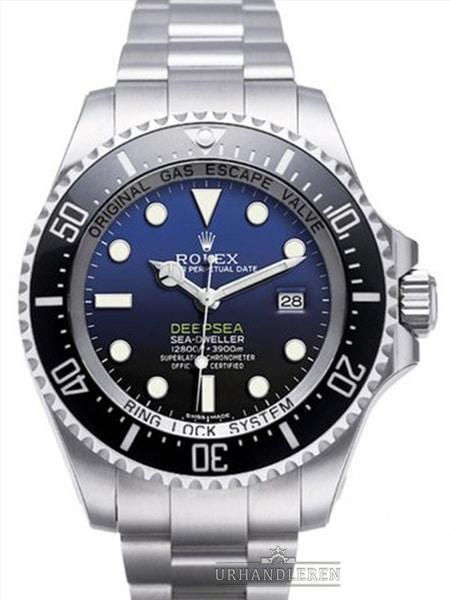 Rolex Deepsea Deep Blue
