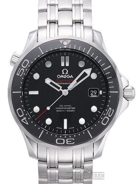 Omega Seamaster Diver 300m Co-Axial, 41mm