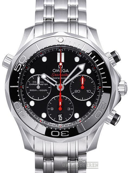 Omega Seamaster Diver 300m Co-Axial, 41,5mm