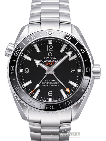 Omega Seamaster Planet Ocean 600m GMT, 43,5mm