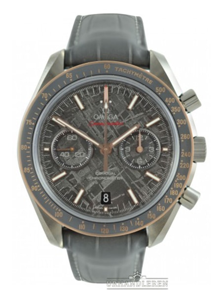 "Omega Speedmaster ""Grey Side of the Moon – Meteorite"""