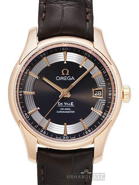 Omega De Ville Hour Vision Co-Axial