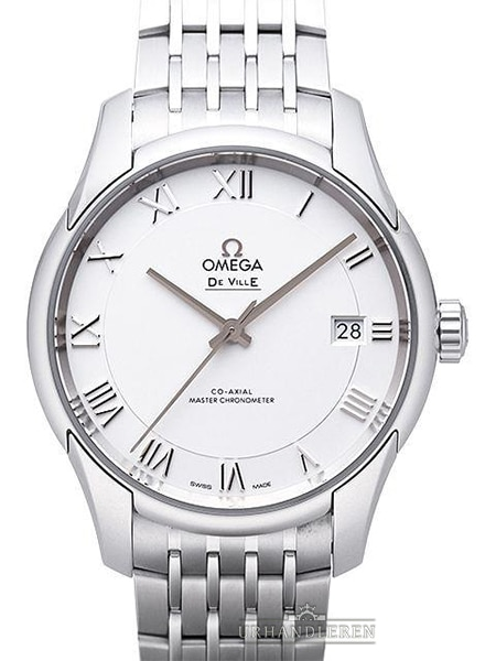 Omega De Ville Hour Vision Co‑Axial Master Chronometer 41mm