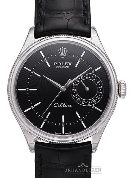 Rolex Cellini Date, Sort