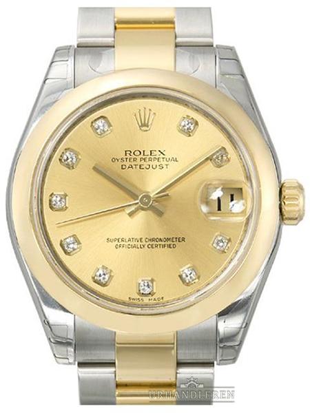 Rolex Datejust 31, Champagne