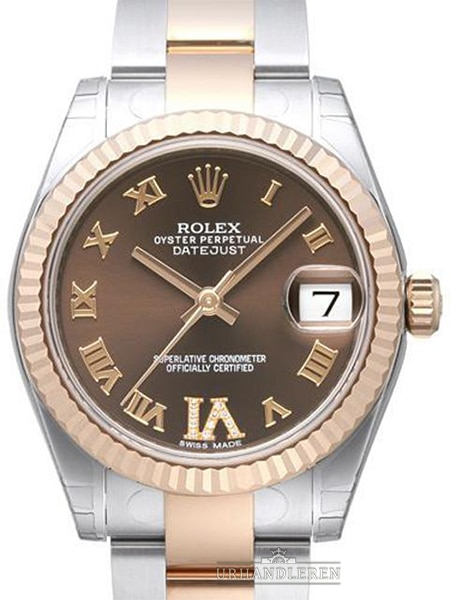 Rolex Datejust 31, Choko