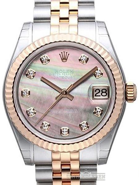 Rolex Datejust 31, MOP/perlemor