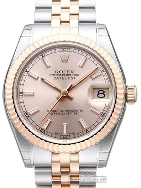 Rolex Datejust 31, Pink