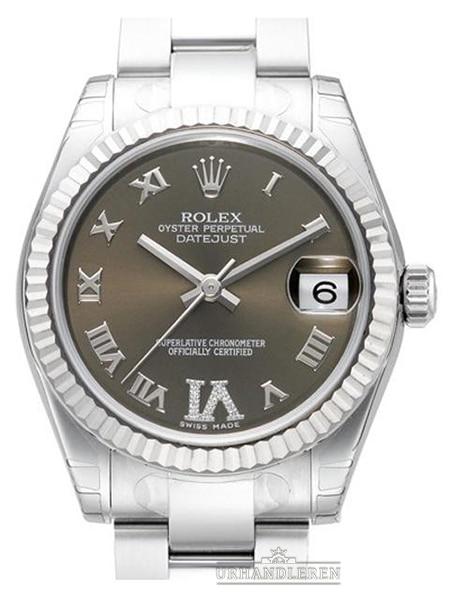 Rolex Datejust 31, Bronze