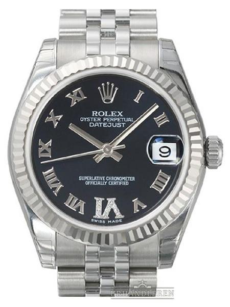 Rolex Datejust 31, Lilla