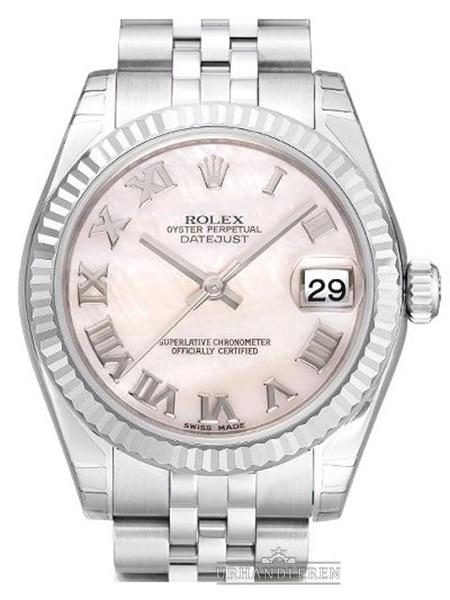 Rolex Datejust 31, Pink MOP/Perlemor