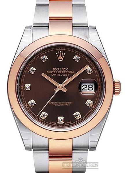 Rolex Datejust 41, Choko
