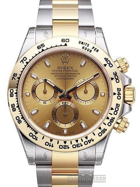 Rolex Daytona Cosmograph, Champagne