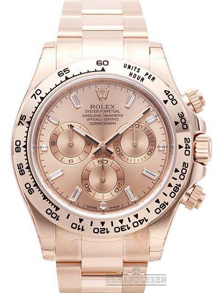 Rolex Daytona Cosmograph, Pink