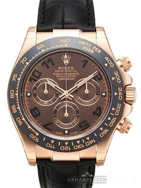 Rolex Daytona Cosmograph, Choko