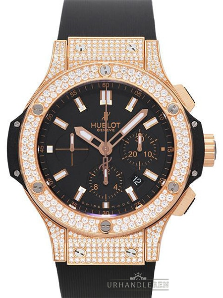Hublot Big Bang Gold Pavé