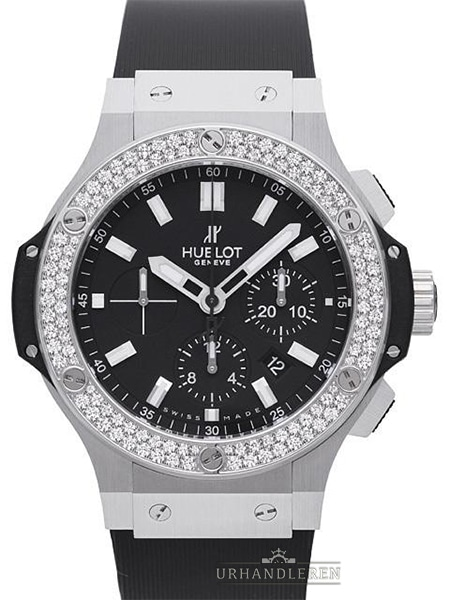 Hublot Big Bang Steel Diamonds