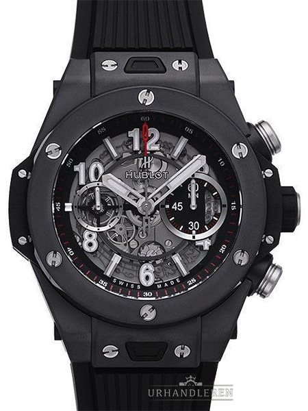 Hublot Big Bang Unico Black Magic