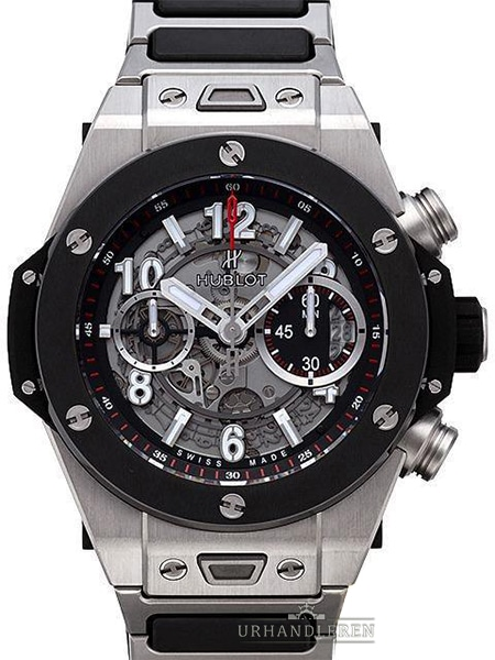 Hublot Big Bang Unico Titanium Ceramic Bracelet