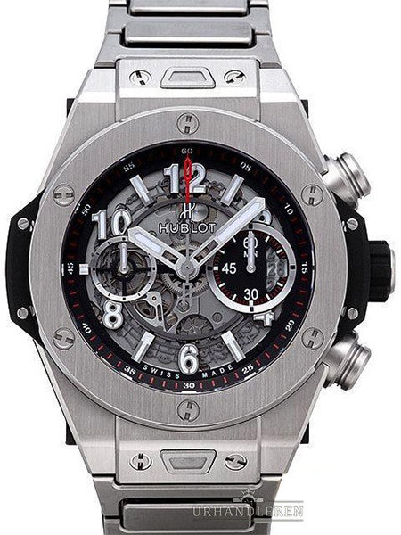 Hublot Big Bang Unico Titanium Bracelet