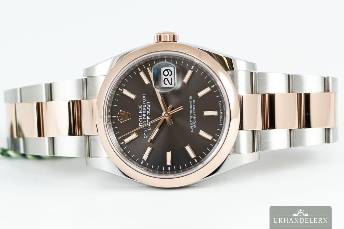 Rolex Datejust 36, Rhodium