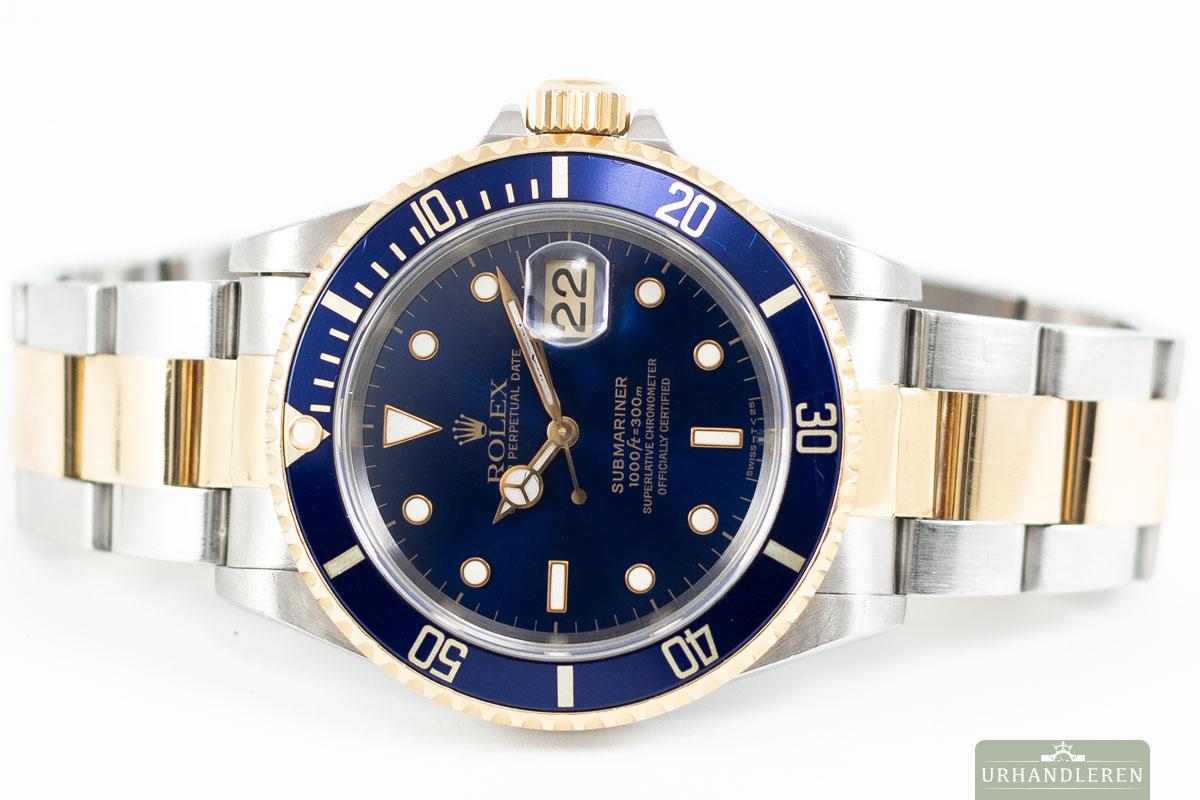 Rolex Submariner Dato
