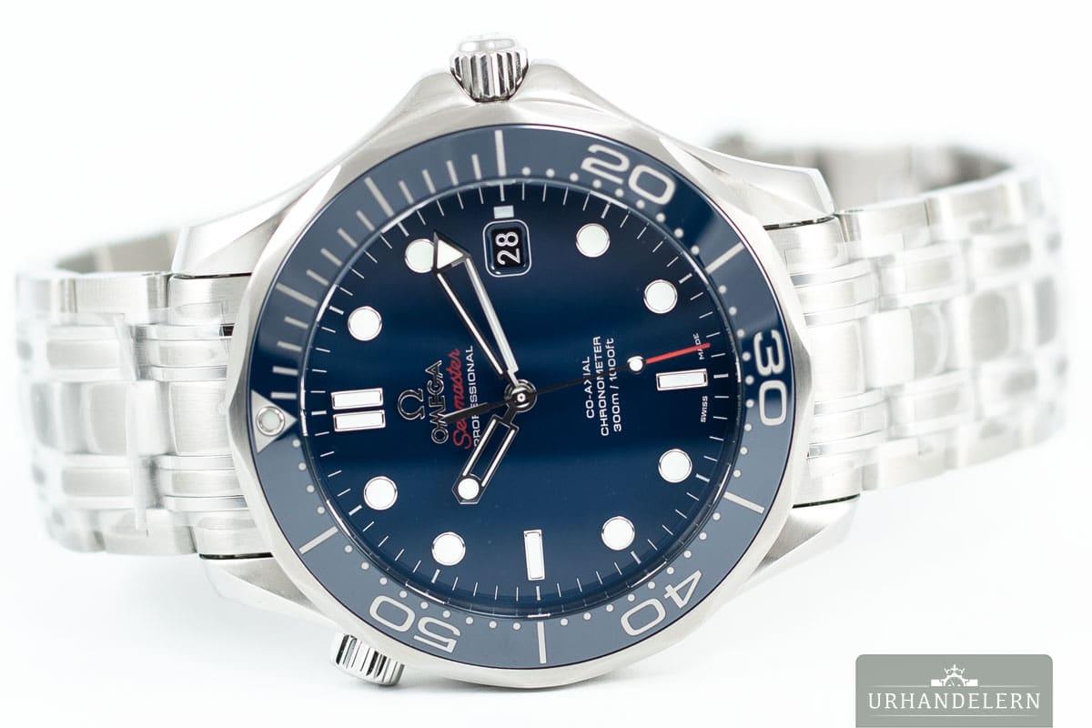 Omega Seamaster Diver 300m, 41mm