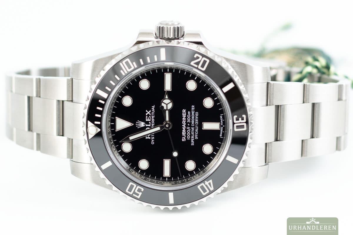 Rolex Submariner, No date