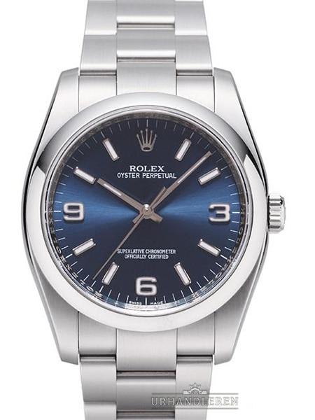 Rolex Oyster Perpetual 36, Blå