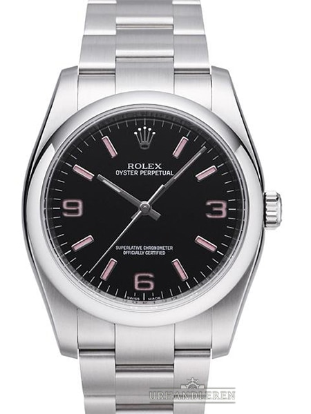 Rolex Oyster Perpetual 36, Sort