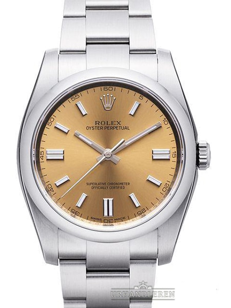 "Rolex Oyster Perpetual 36, ""White grape"""