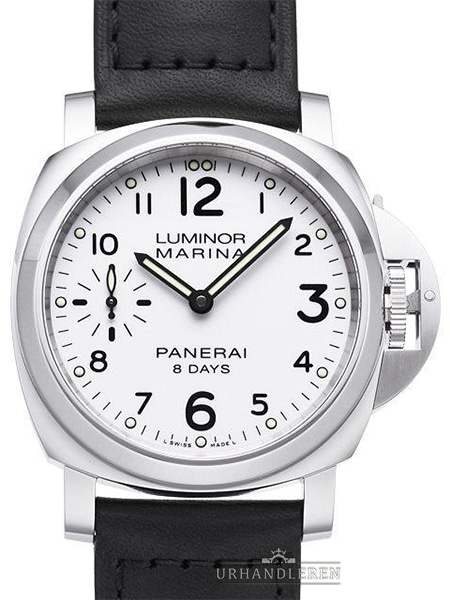 Panerai Luminor Marina 8 Days Acciaio