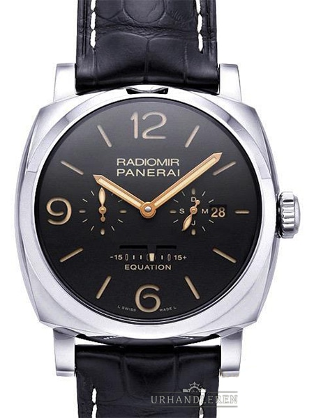 Panerai Radiomir 1940 Equation of Time 8 Days Acciaio