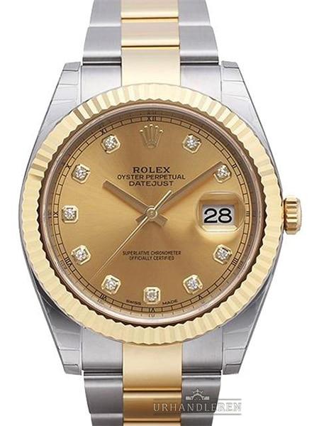 Rolex Datejust 41, Champagne