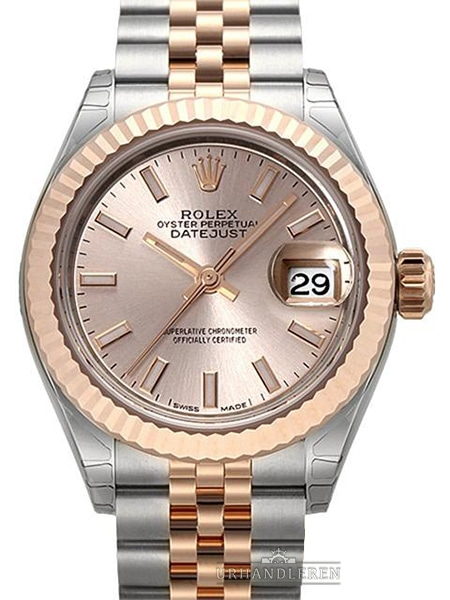 Rolex Lady-Datejust 28, Sundust