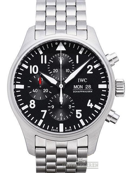 IWC Pilot's Watch Chronograph