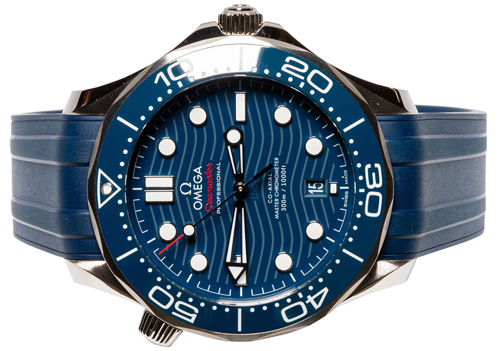 Omega Seamaster Diver 300m Co-axial Master Chronometer, 42mm