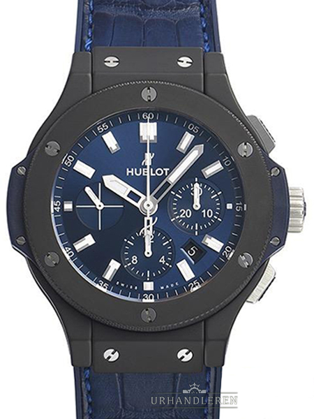 Hublot Big Bang Ceramic Blue