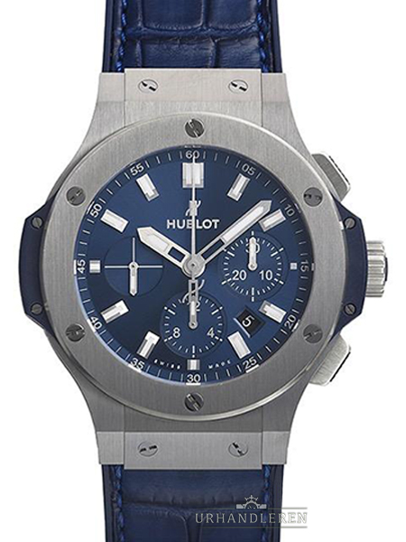 Hublot Big Bang Steel Blue