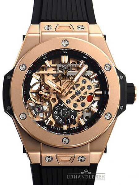 Hublot Big Bang Meca-10 King Gold