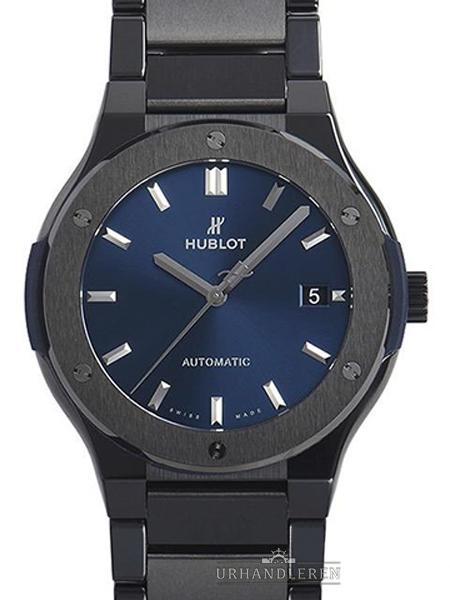 Hublot Classic Fusion Ceramic Blue Bracelet
