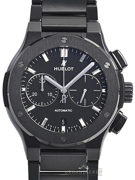 Hublot Classic Fusion Chronograph Black Magic Bracelet