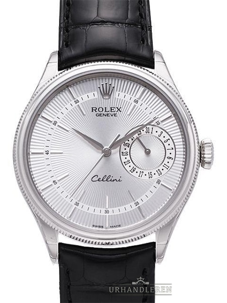 Rolex Cellini Date, Sølv