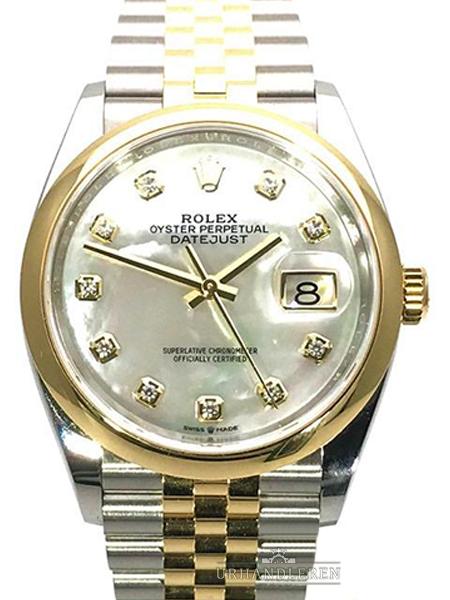 Rolex Datejust 36, MOP