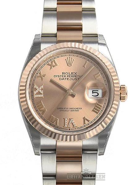 Rolex Datejust 36, Rosé