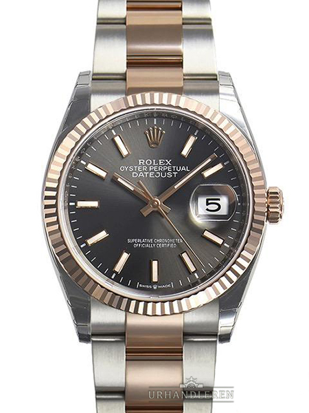 Rolex Datejust 36, Rhodium