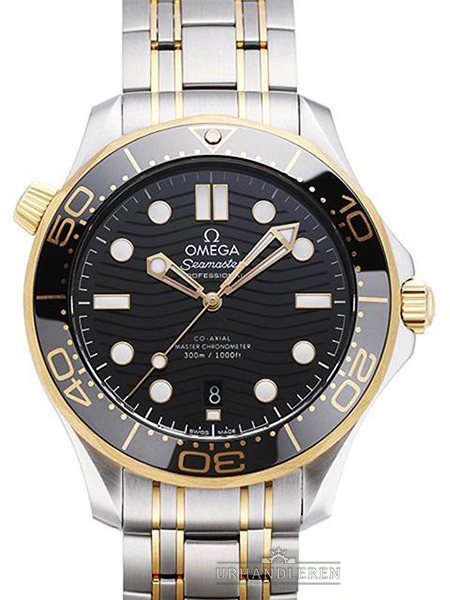 Omega Seamaster Diver 300m Co‑Axial Master Chronometer 42mm