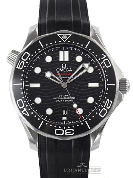 Omega Seamaster Diver 300momega Co‑Axial Master Chronometer 42mm
