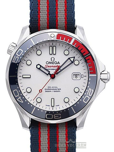 Omega Seamaster Diver 300m Co‑Axial 41mm